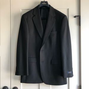 Brooks Brothers 346 Pinstriped Suit Coat Size 41R